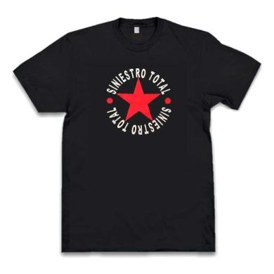 Camiseta Siniestro Total Estrella