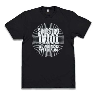 Camiseta Siniestro Total El mundo da vueltas